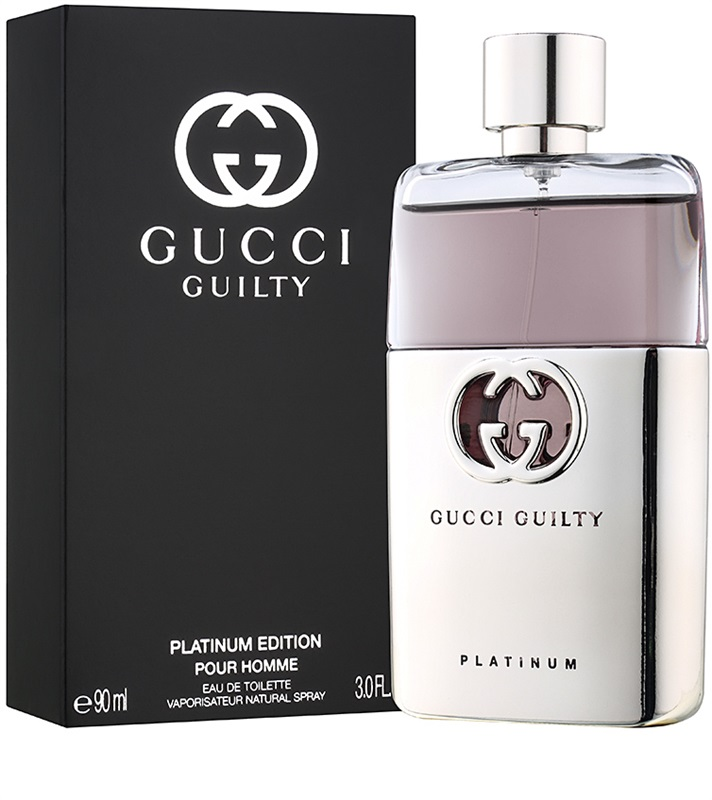 d750bd3bf8 ... Guilty Platinum Cologne by Gucci. Sale! $85.00 $70.00
