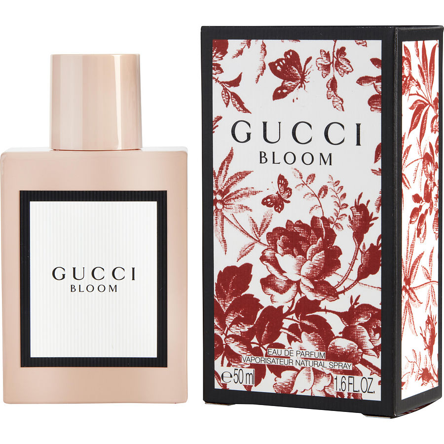 Gucci Bloom Perfume By Gucci Camo Bluu